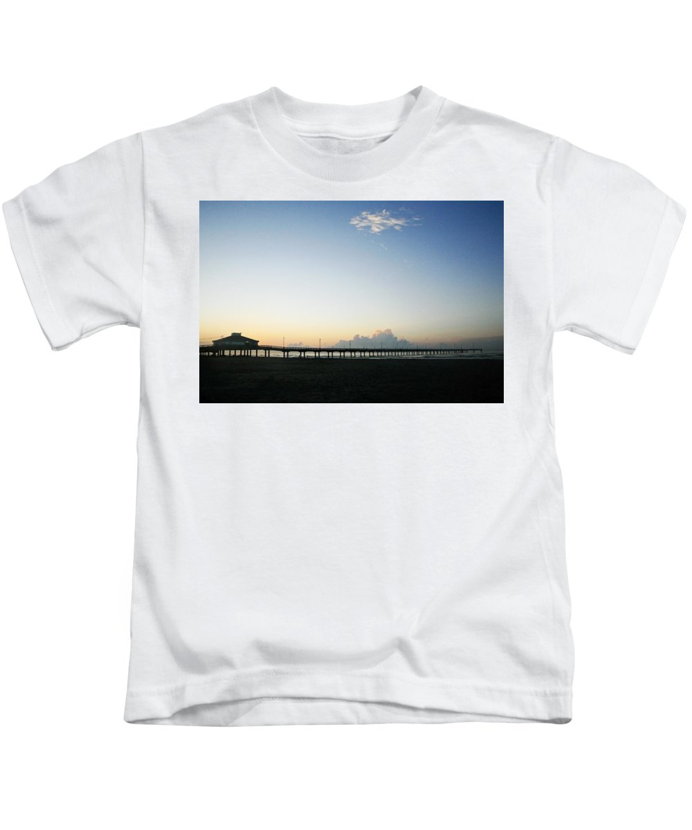 Water Kids T-Shirt featuring the photograph Good Morning by Marilyn Hunt