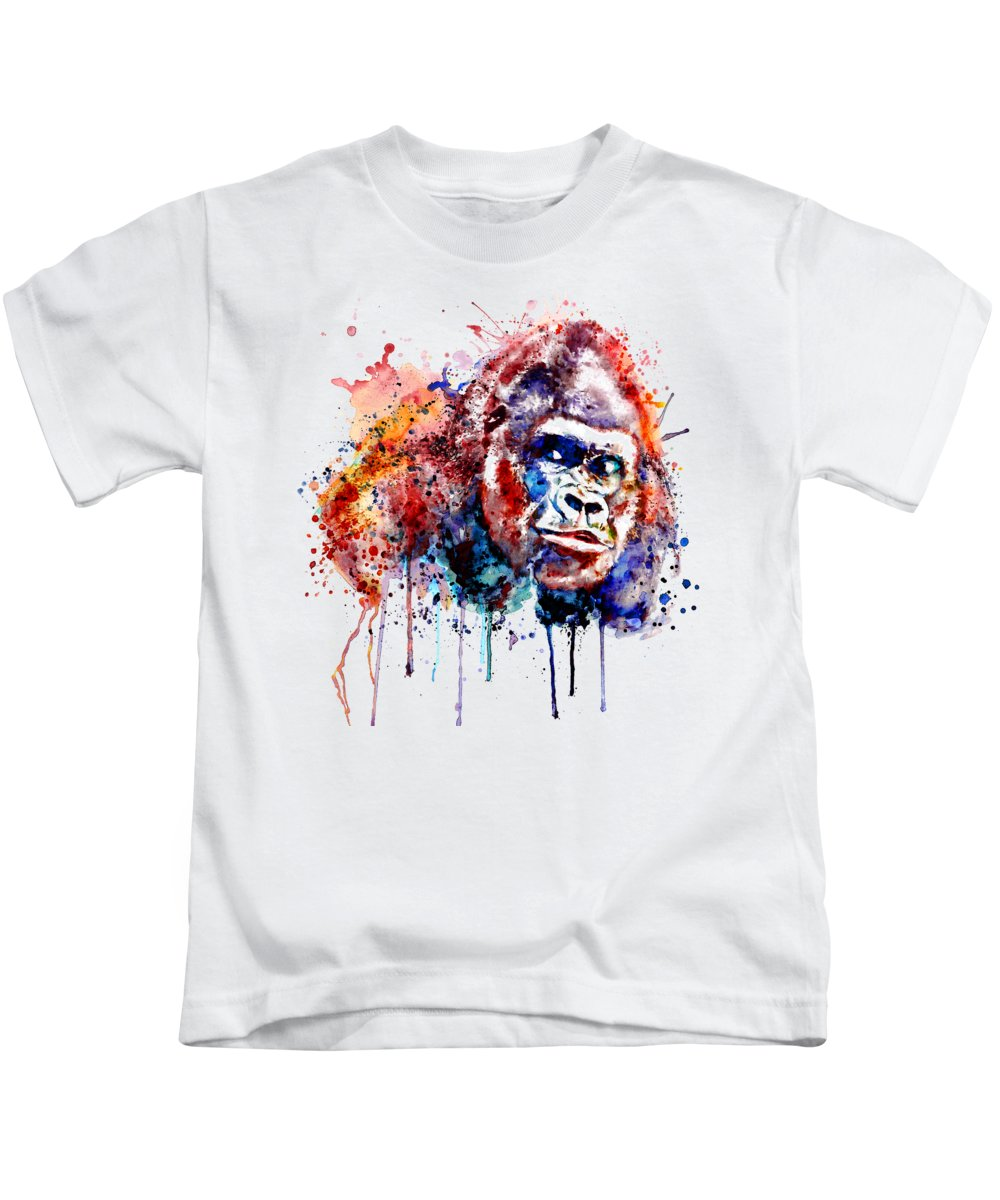 Gorilla Kids T-Shirts