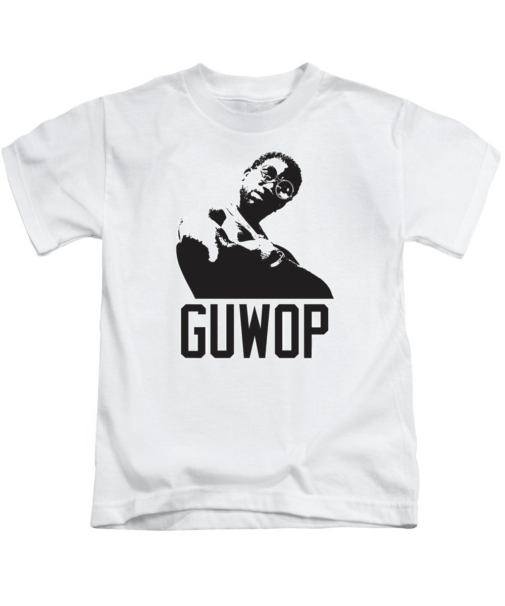 d377fd587fa Gucci Mane Guwop Kids T-Shirt for Sale by Trill Art