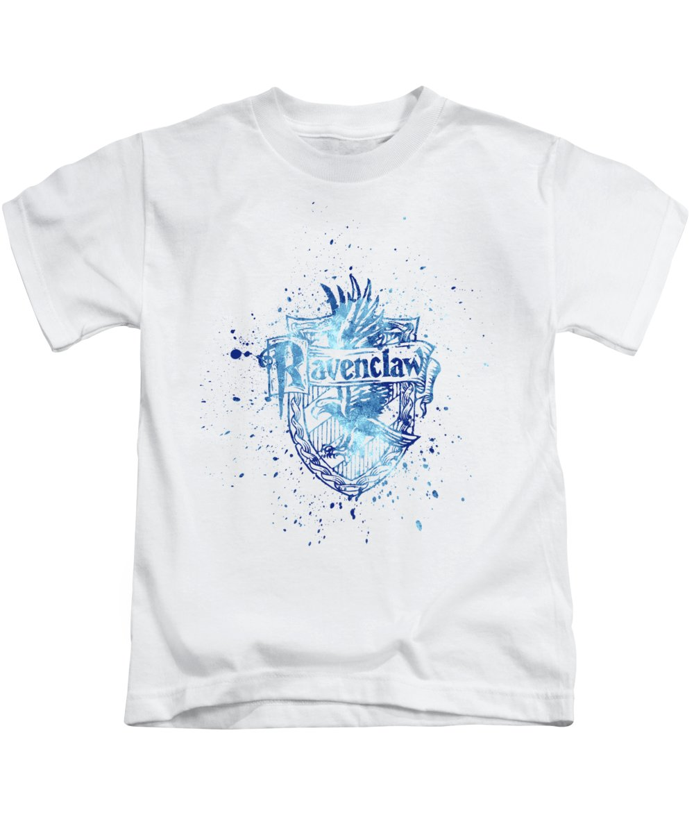 6b631765 Harry Potter Ravenclaw House Silhouette Kids T-Shirt for Sale by Pablo  Romero