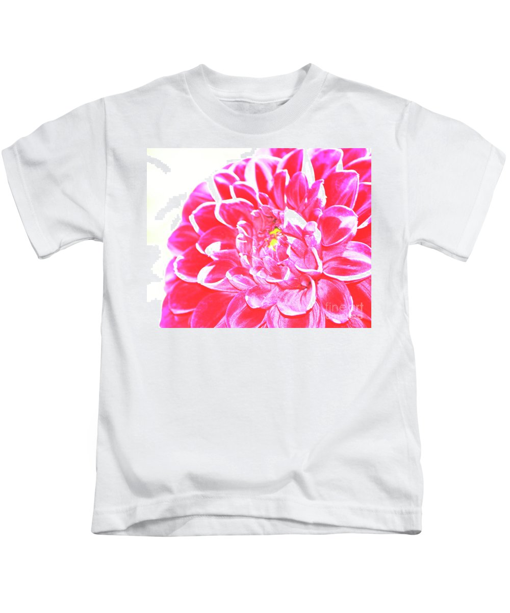 Heat Kids T-Shirt featuring the photograph Heat by Traci Cottingham