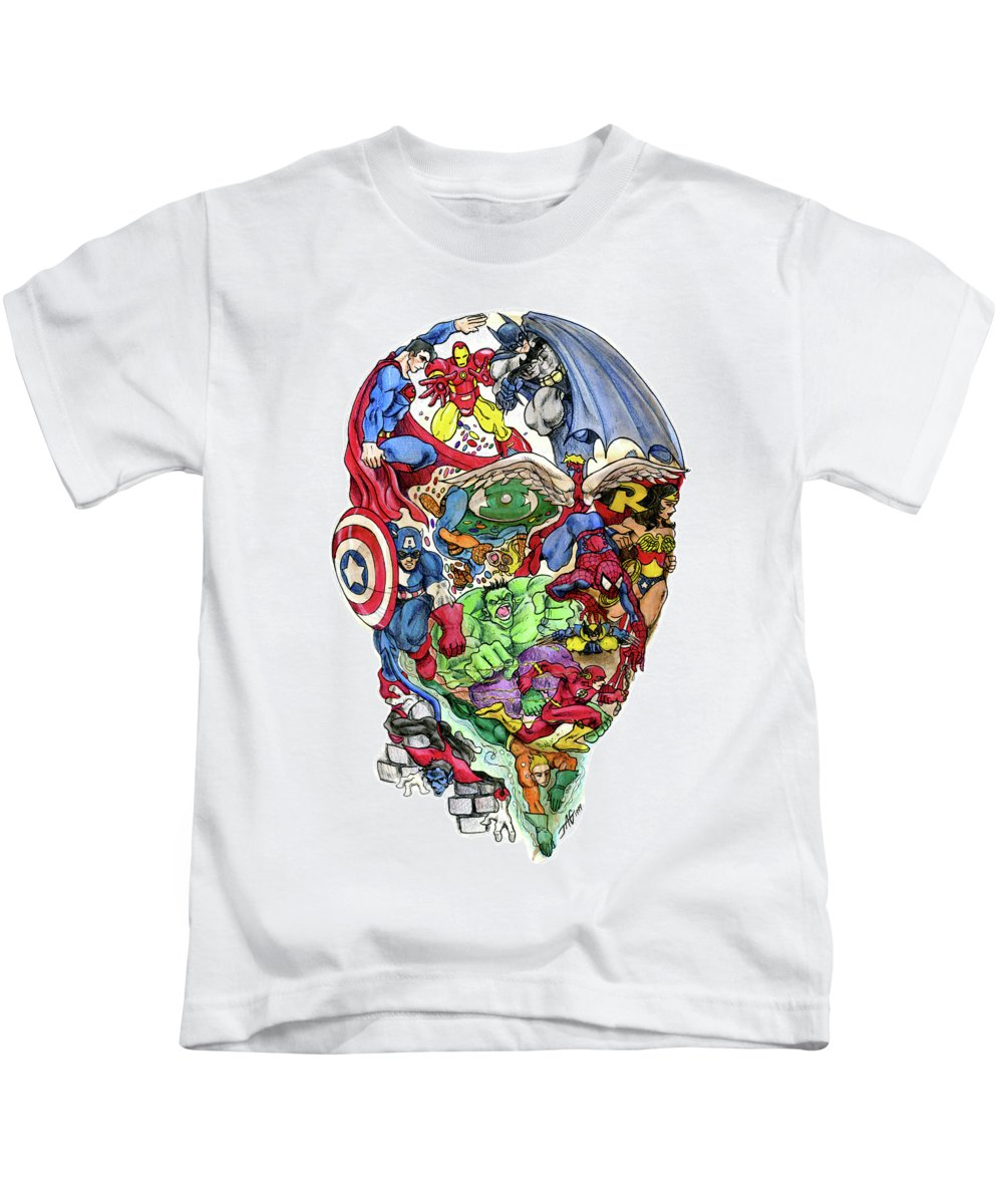 Surrealism Kids T-Shirts