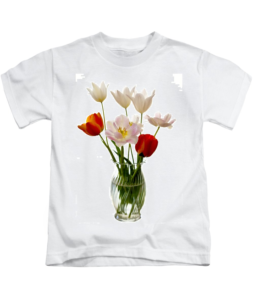Flower Kids T-Shirt featuring the photograph Home Grown by Marilyn Hunt