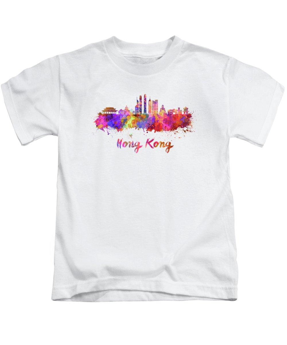 Hong Kong Kids T-Shirts
