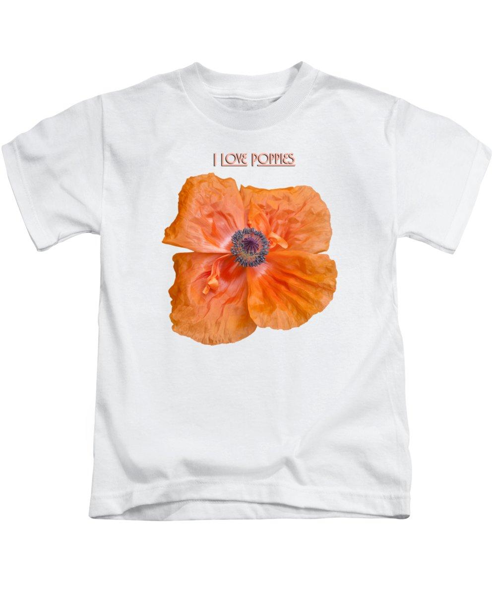 Ornamental Photographs Kids T-Shirts