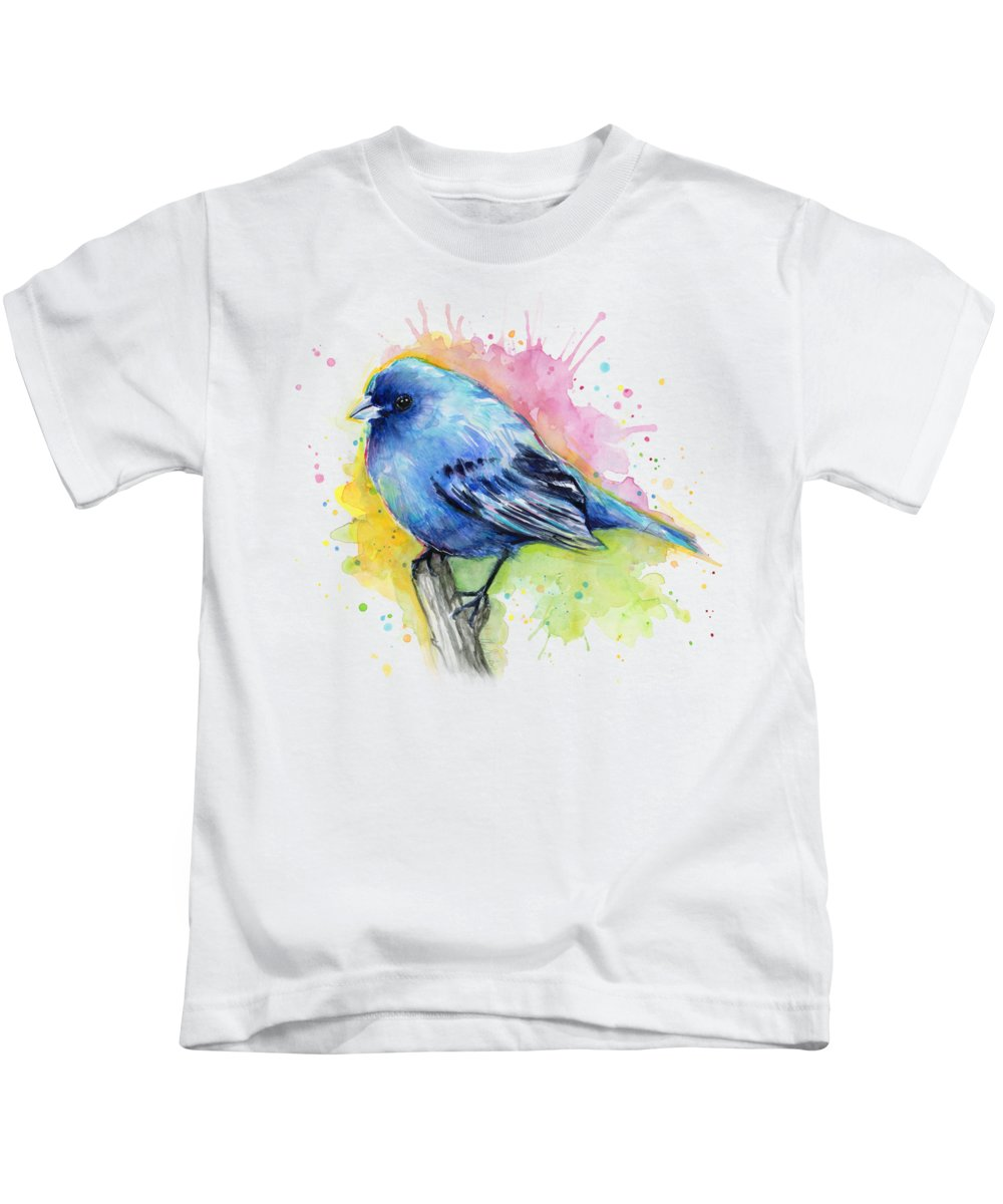 Bunting Kids T-Shirts