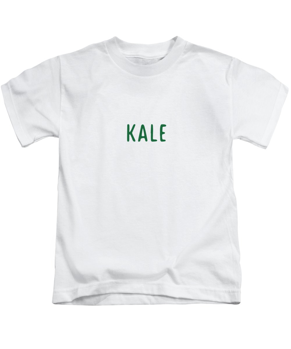 Food And Beverage Kids T-Shirts