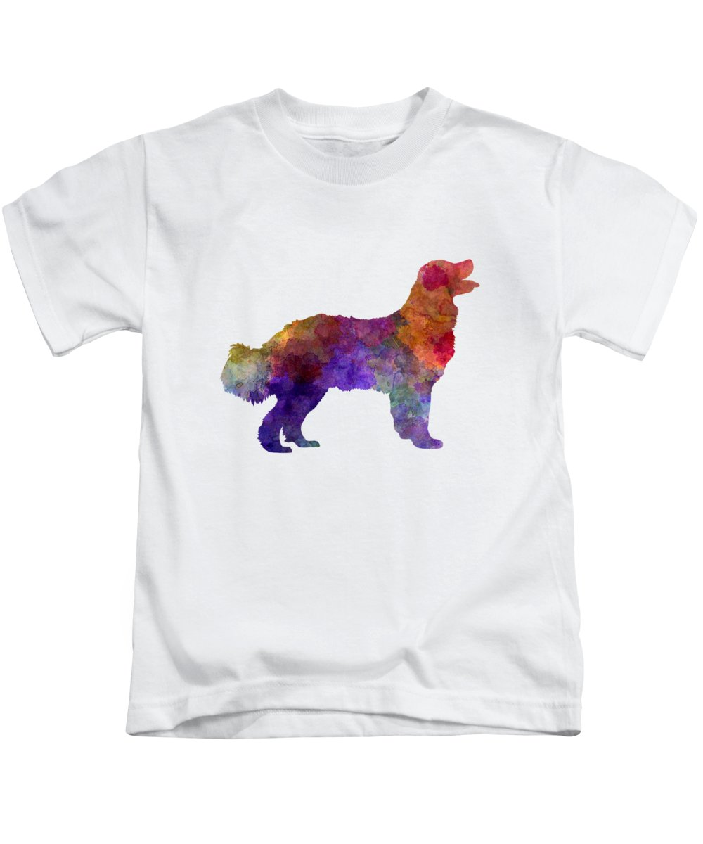 In Canada Paintings Kids T-Shirts