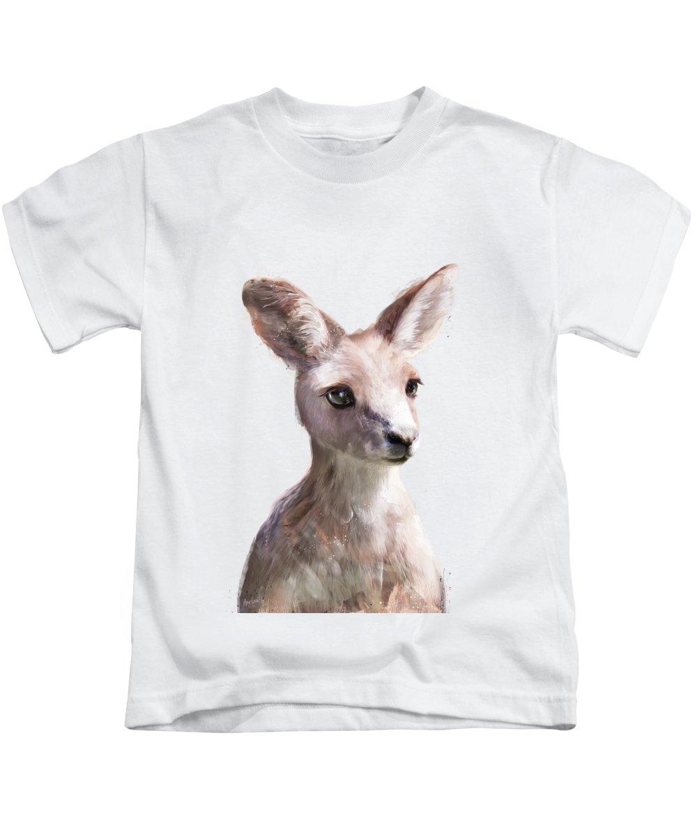 Kangaroo Kids T-Shirts