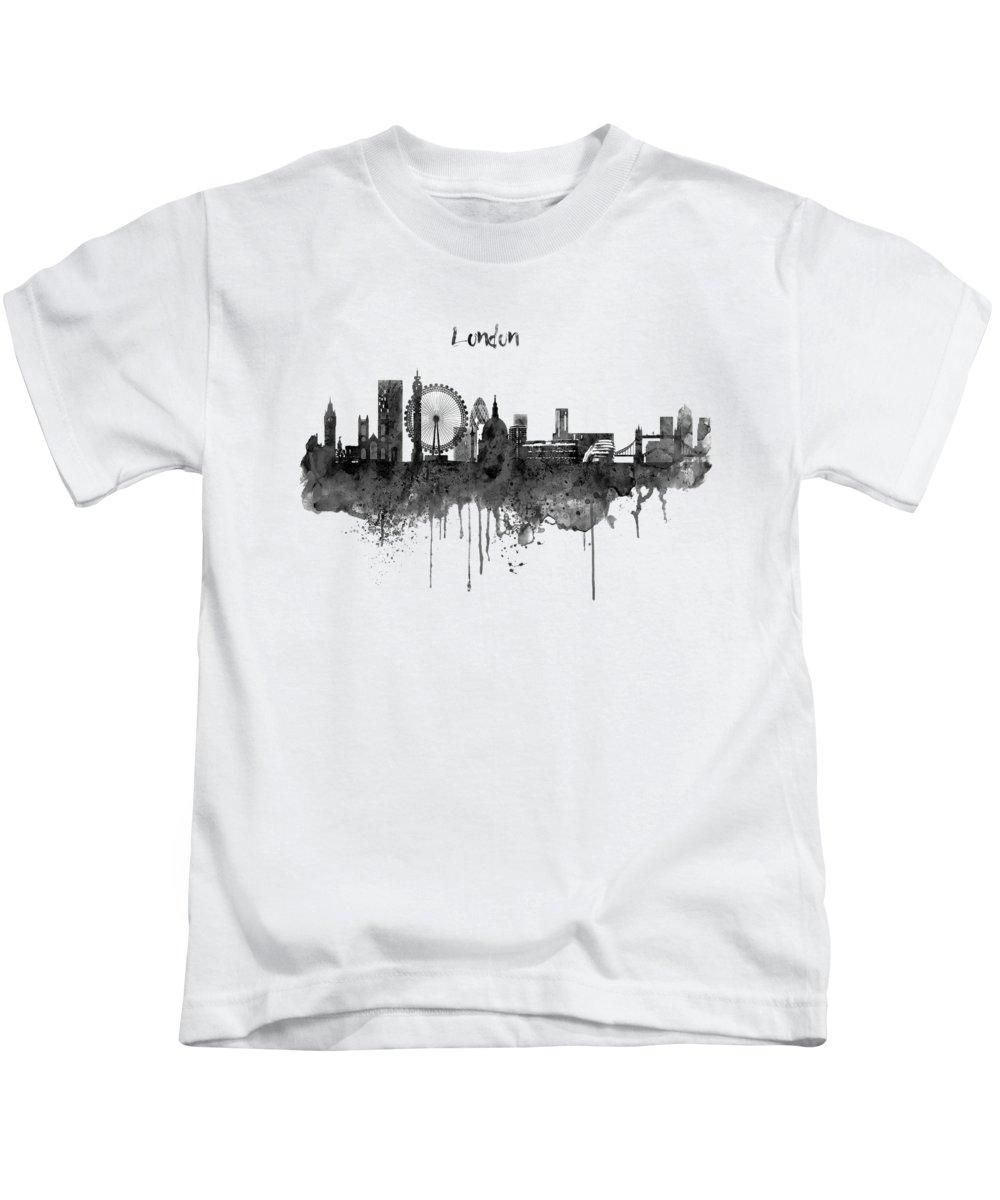 Gray Kids T-Shirts