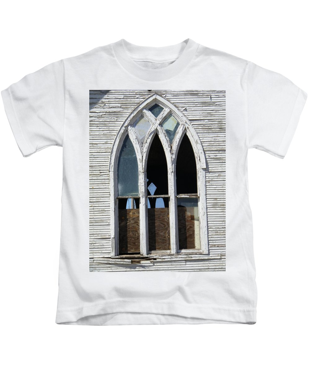Church Kids T-Shirt featuring the photograph Lost by Gale Cochran-Smith
