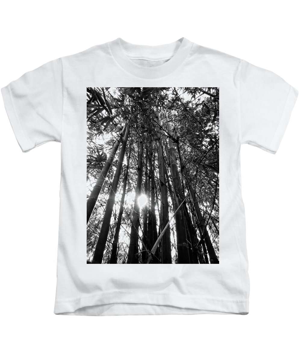 Landscape Kids T-Shirt featuring the photograph Magic. by Nora Meyer