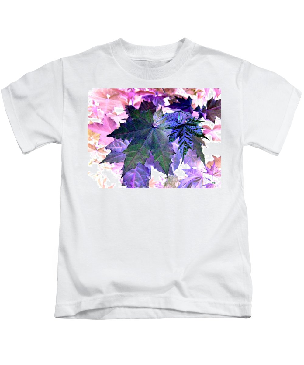 Dramatic Kids T-Shirt featuring the photograph Maple Magnetism by Will Borden