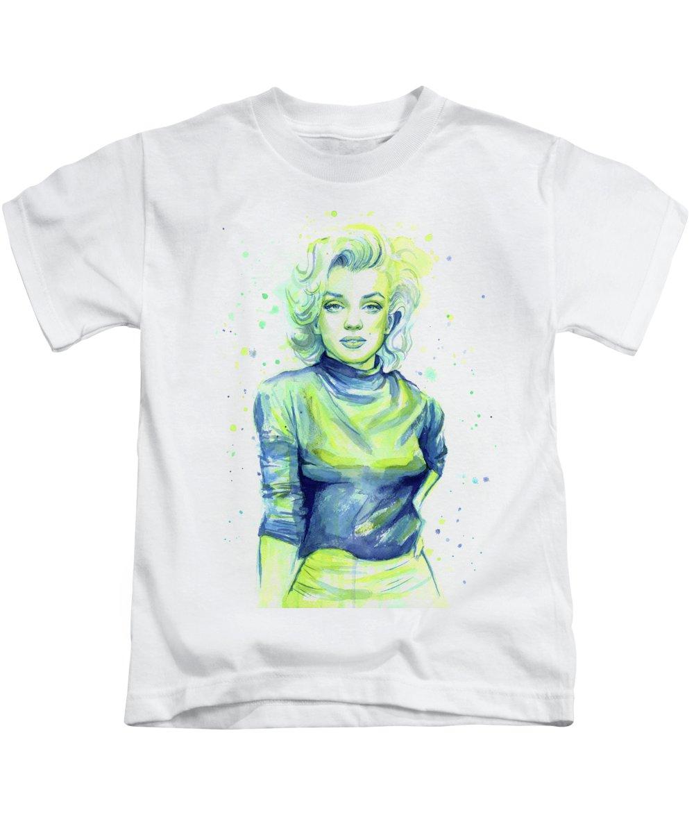 Marilyn Monroe Kids T-Shirts