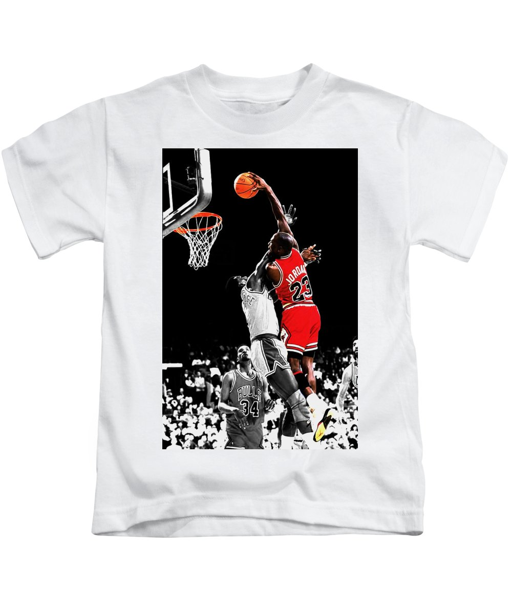 cheaper 3cdc5 4526d michael jordan youth t shirt