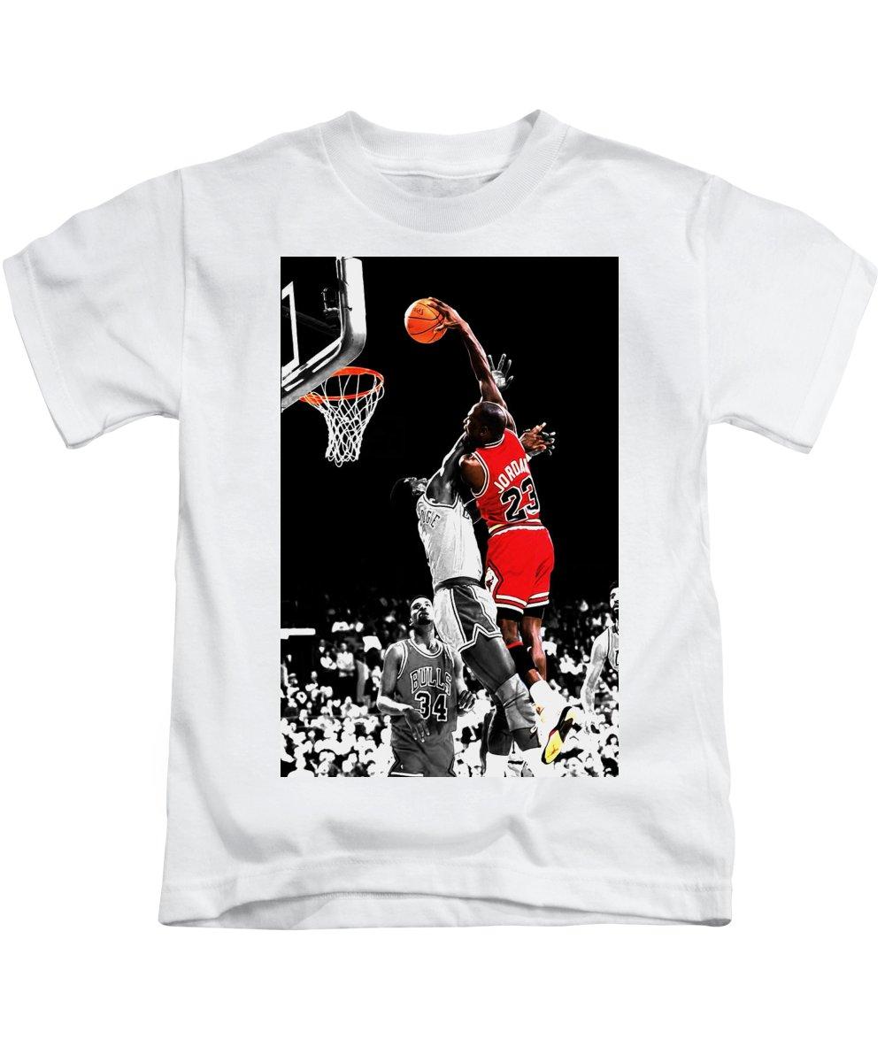 cheaper 4de1c c5ff2 michael jordan youth t shirt