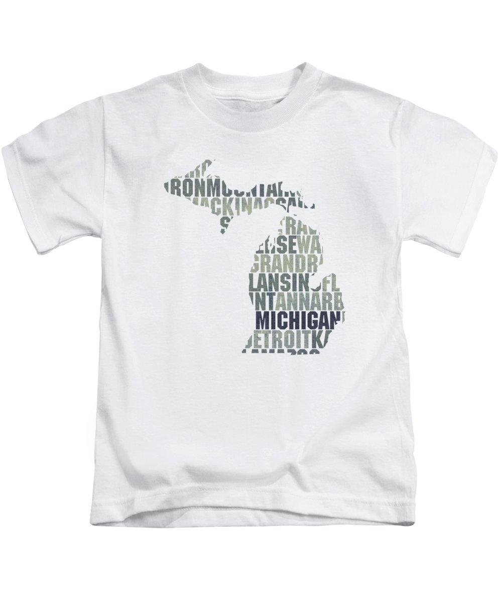 Michigan State Kids T-Shirts
