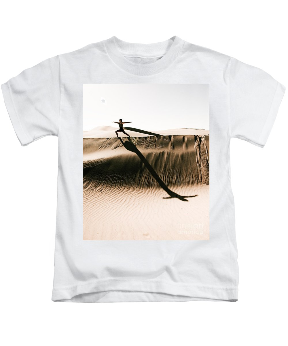 Yoga Kids T-Shirt featuring the photograph Mid Morning Anthem by Scott Sawyer