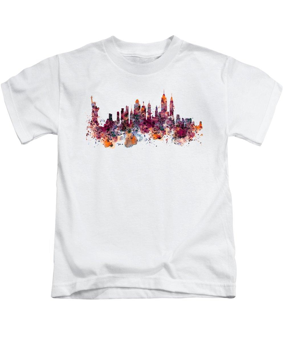 Statue Of Liberty Kids T-Shirts