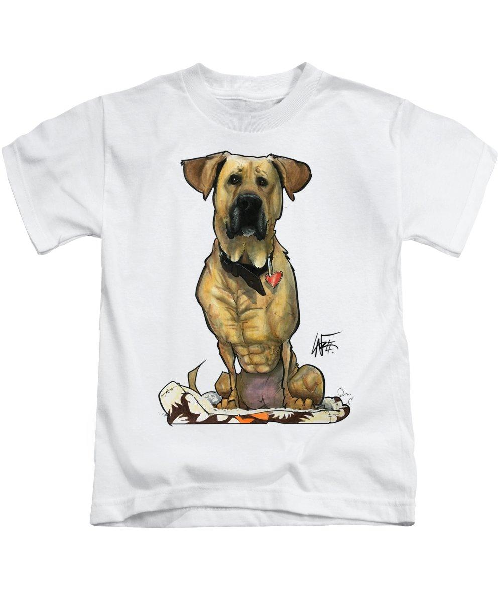 Mutt Drawings Kids T-Shirts