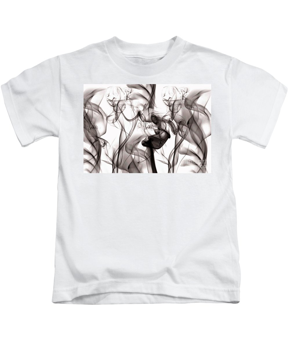 Clay Kids T-Shirt featuring the digital art One Among Many by Clayton Bruster