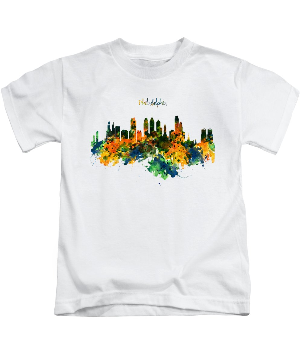 Philadelphia Kids T-Shirts