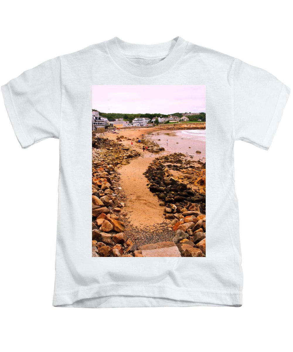 Beach Kids T-Shirt featuring the photograph Photography by Mike Goldsmith