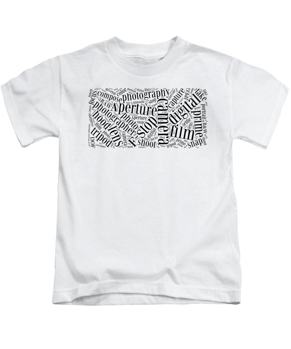Bokeh Kids T-Shirts