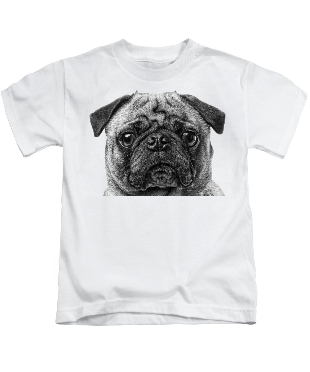 Puppies Photographs Kids T-Shirts