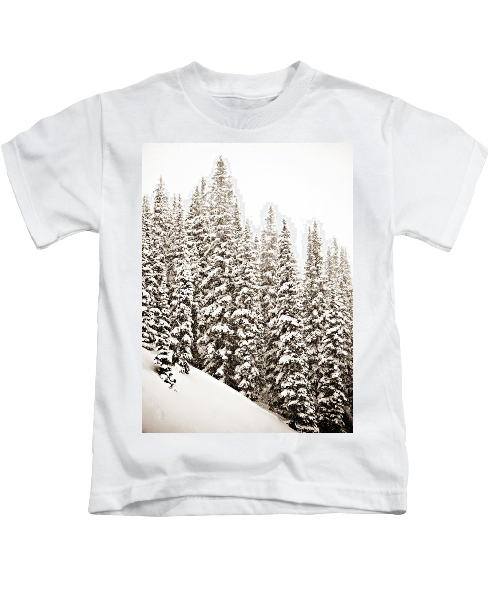 Quiet Kids T-Shirt featuring the photograph Quiet by Marilyn Hunt