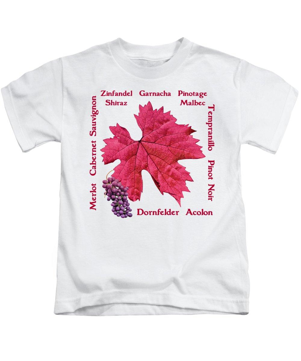 Rural Mixed Media Kids T-Shirts