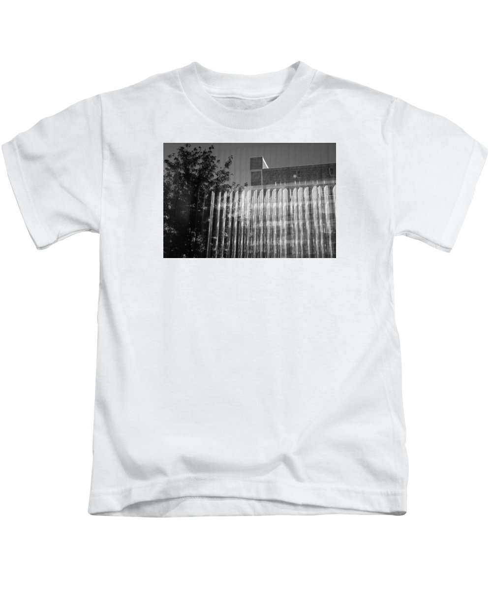 Double Exposure Kids T-Shirt featuring the photograph Reflection #6 by Stephanie Berry