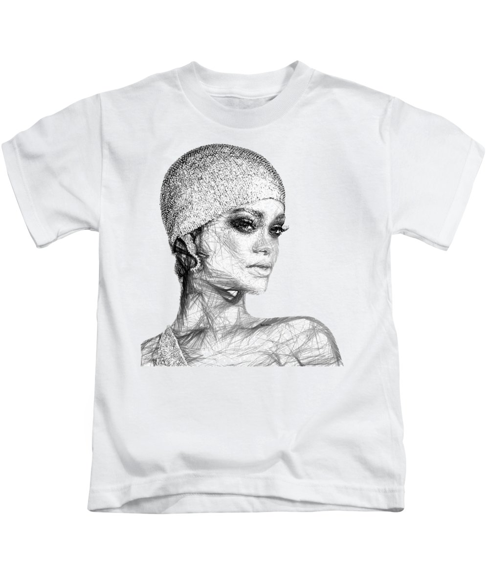 Rihanna Kids T-Shirts