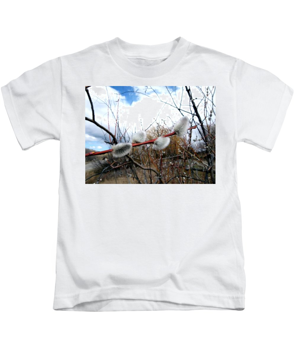 Rite Of Spring Kids T-Shirt featuring the photograph Rite Of Spring by Will Borden