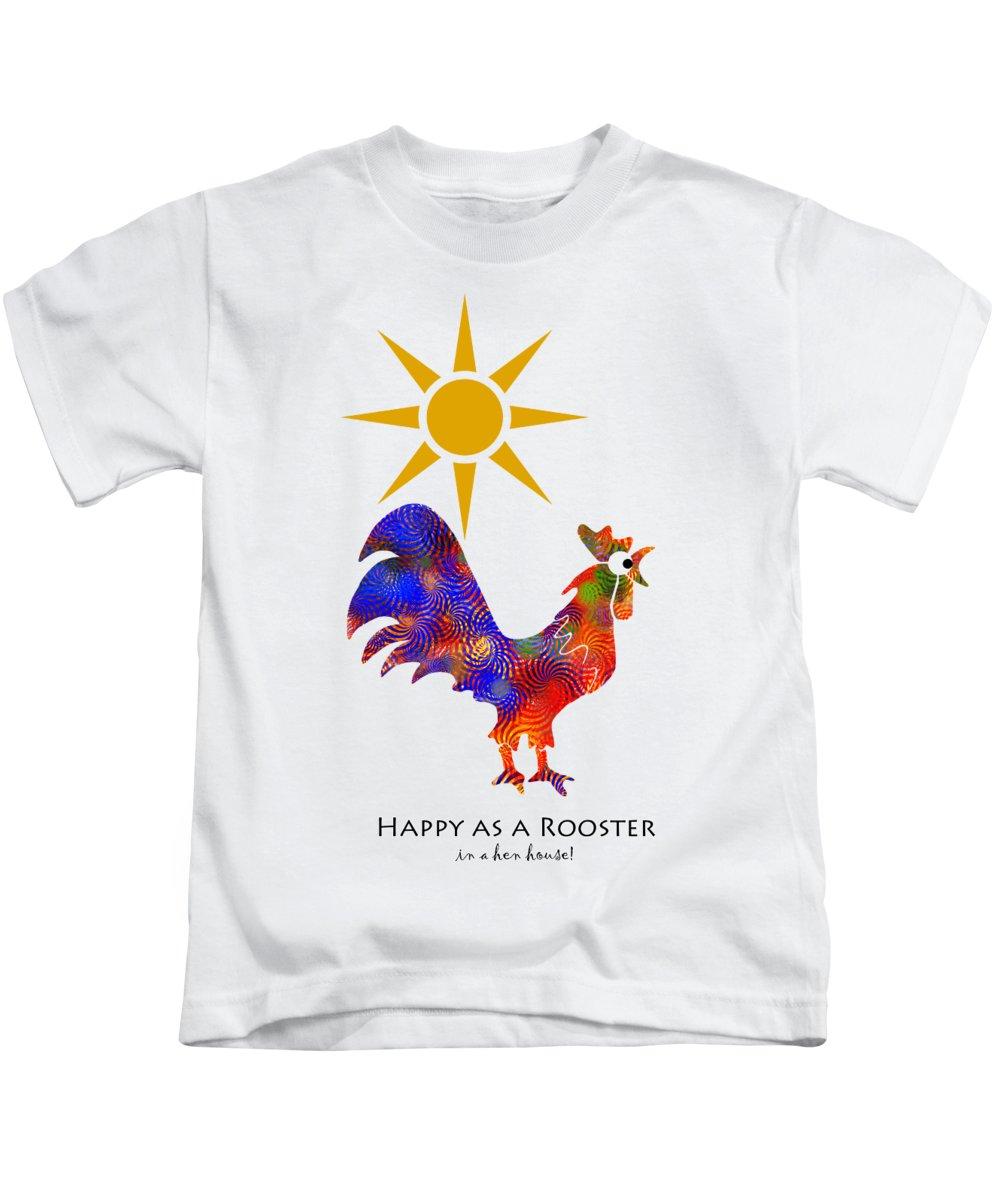Chicken Kids T-Shirts