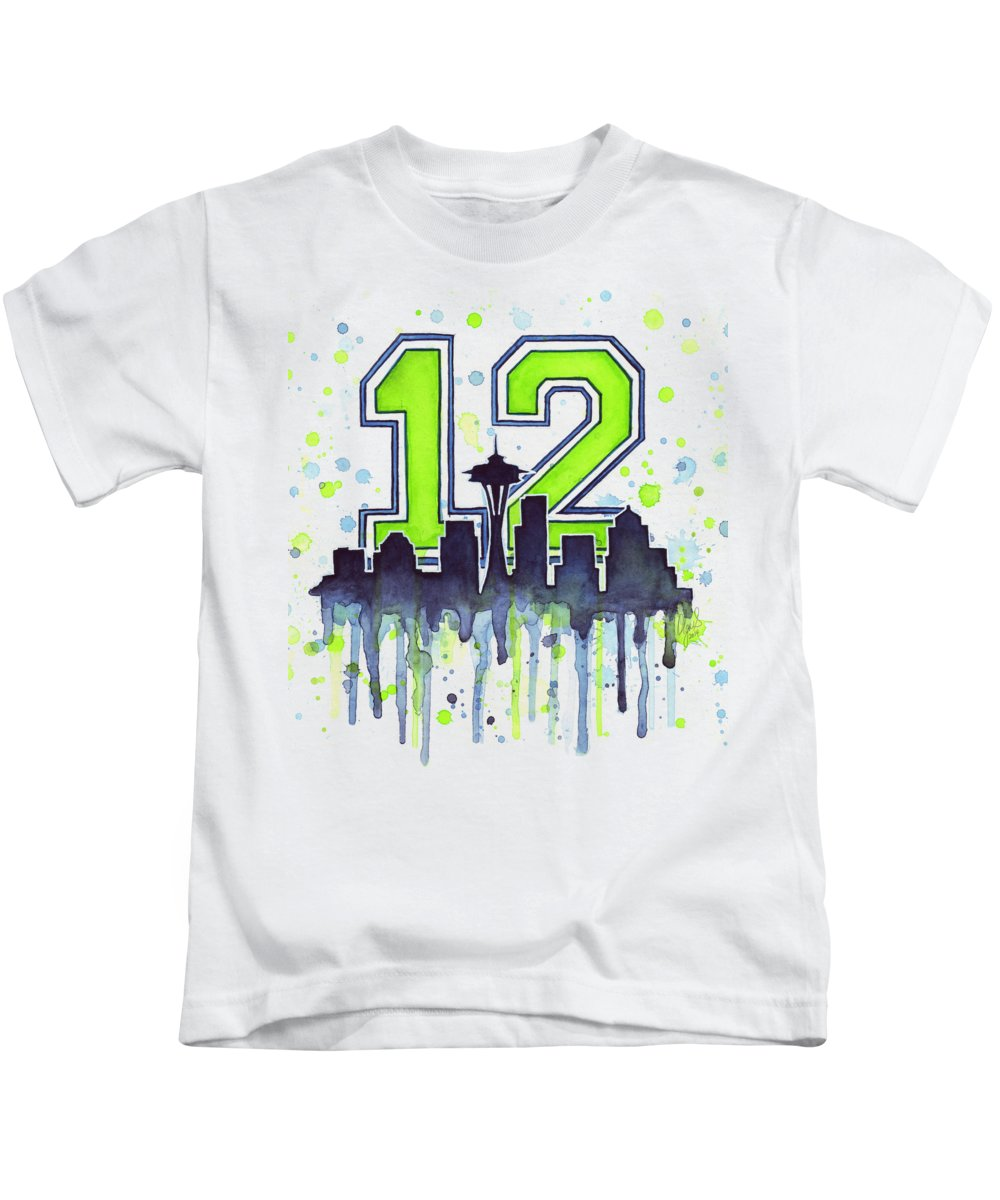 Seattle Kids T-Shirts