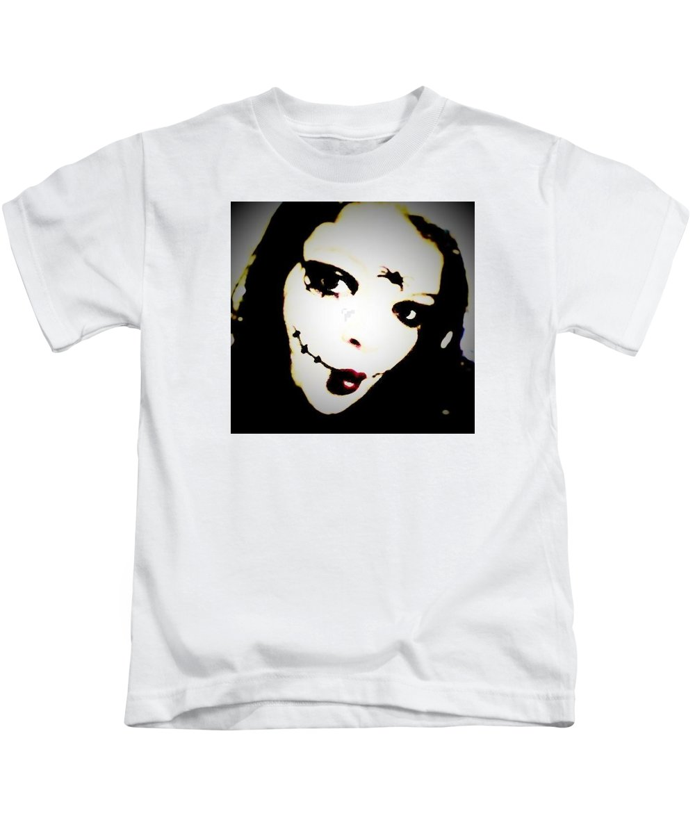 Spider Kids T-Shirt featuring the photograph Spider Princess by Jessie Holloway