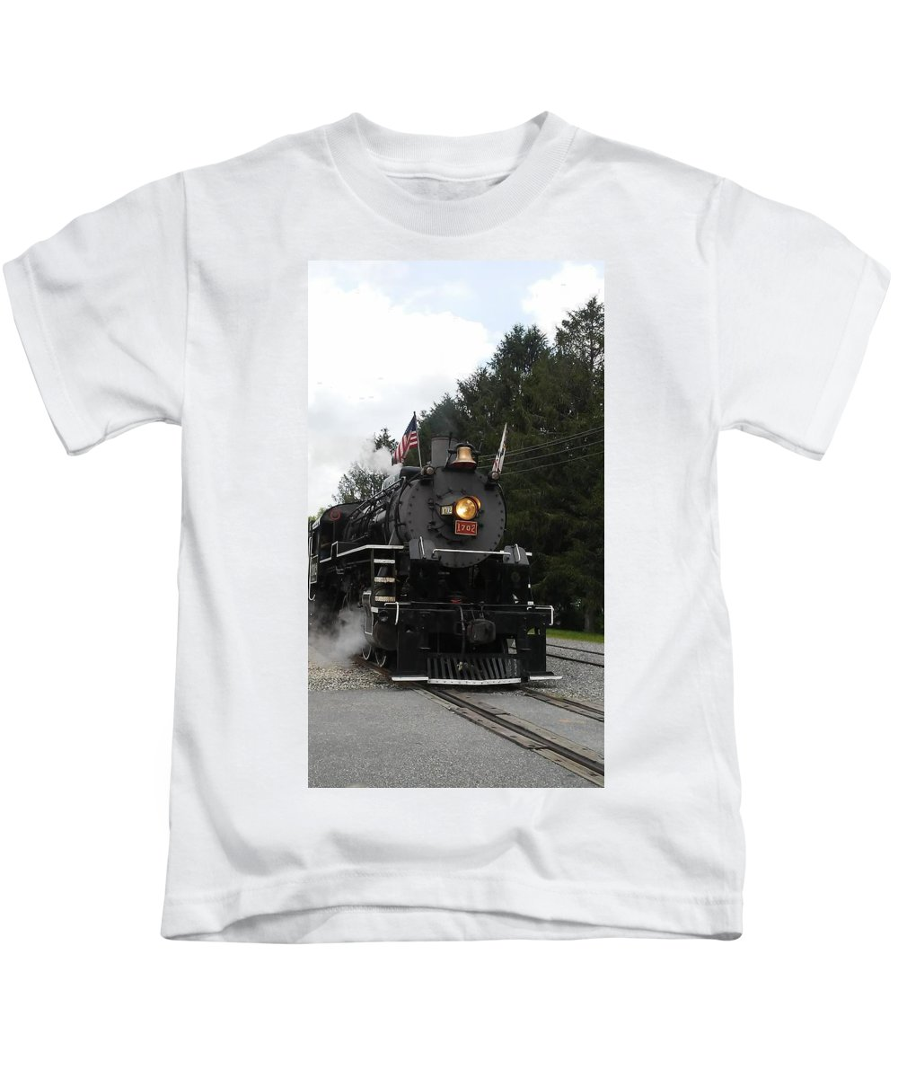 Kids T-Shirt featuring the photograph The Big1702 by Cheryl Uselton