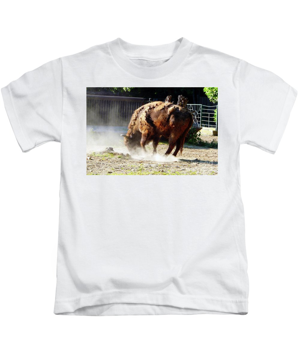 Park Kids T-Shirt featuring the photograph The Great One by Jasna Dragun