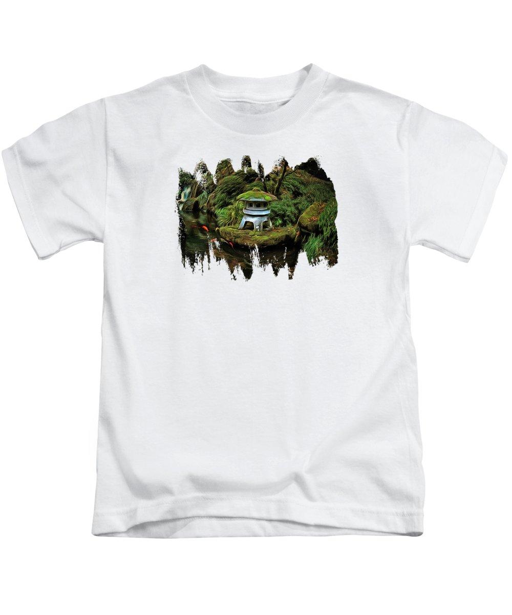 Pagoda Photographs Kids T-Shirts