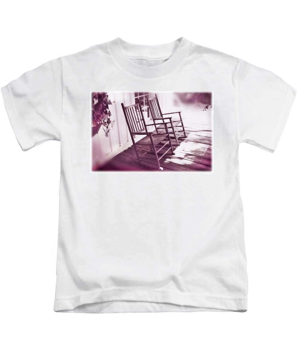 Love Kids T-Shirt featuring the photograph Together Forever by Mal Bray