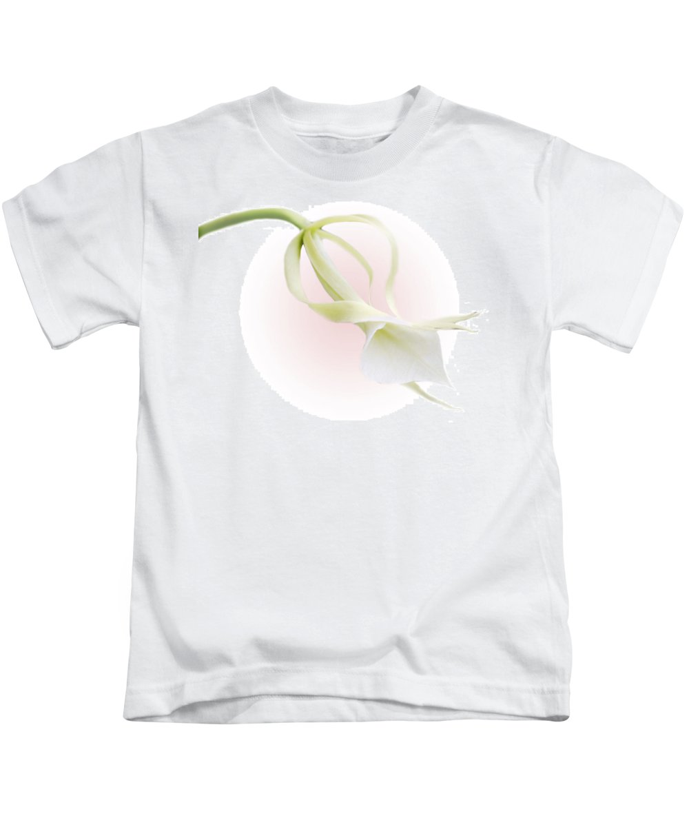 Love Kids T-Shirt featuring the photograph Valentine Orchid by Marilyn Hunt