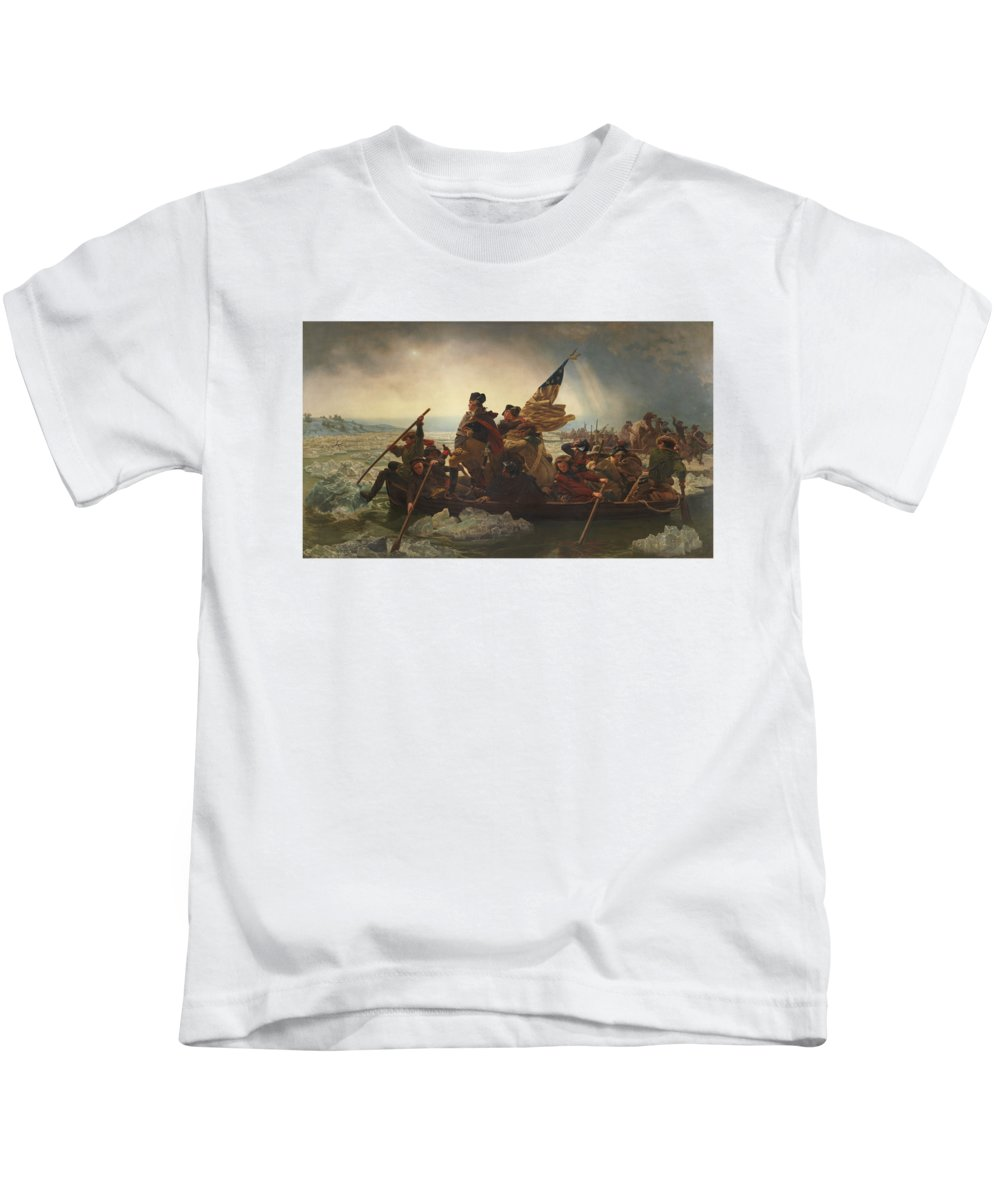 George Washington Kids T-Shirts