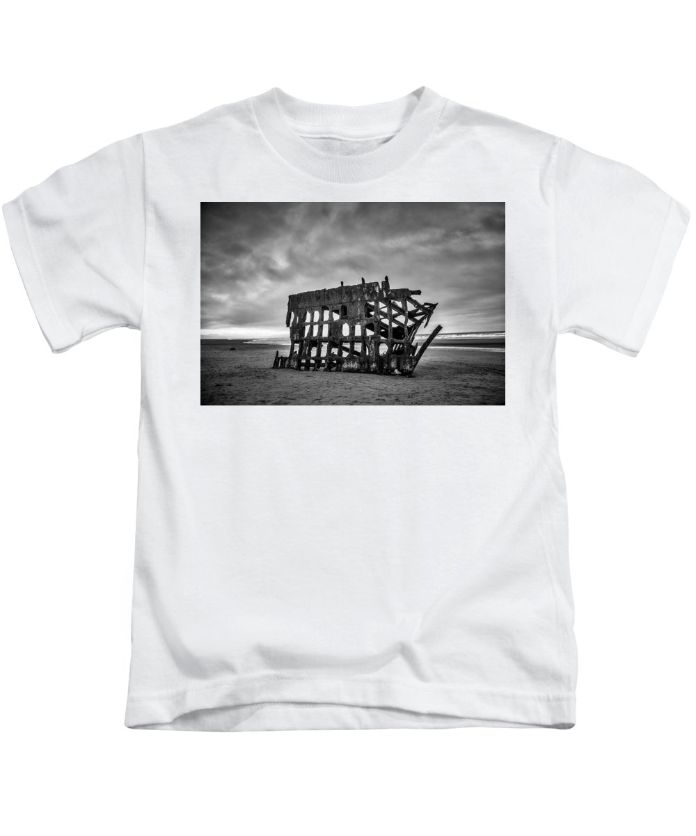 Peter Iredale Kids T-Shirts