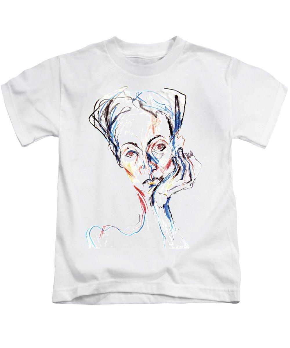 Expressionism Kids T-Shirts