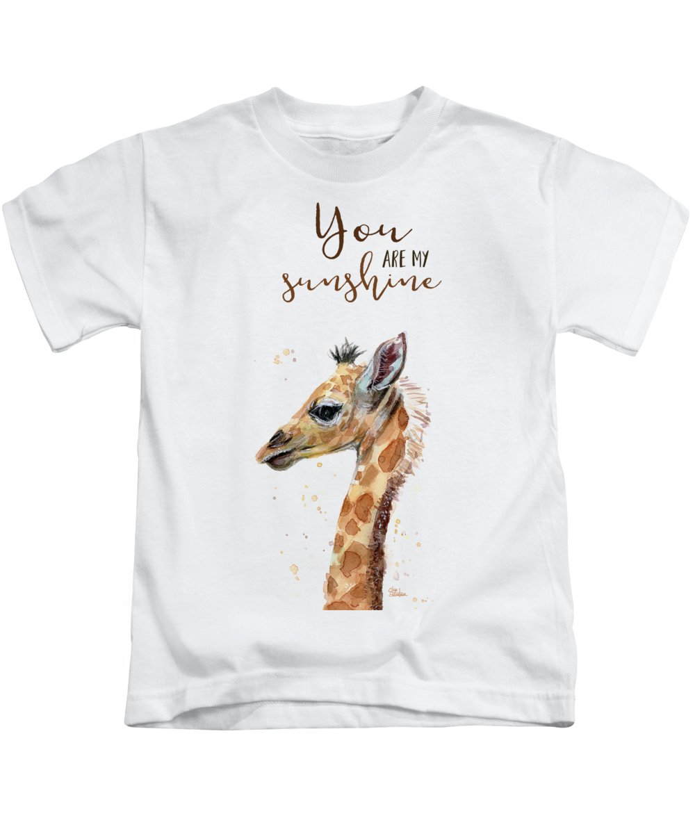 Are Kids T-Shirts