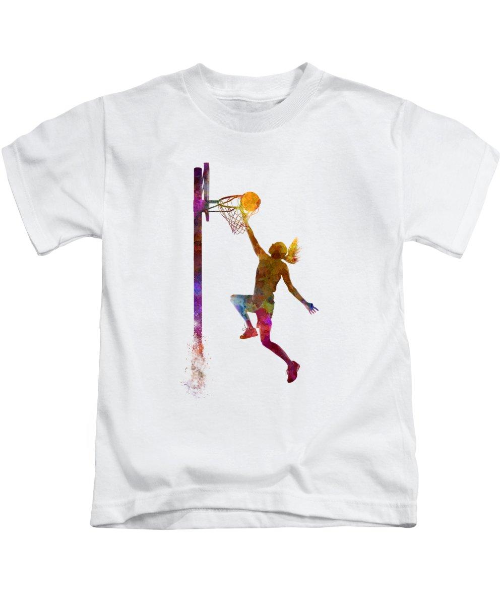 Basketball Kids T-Shirts
