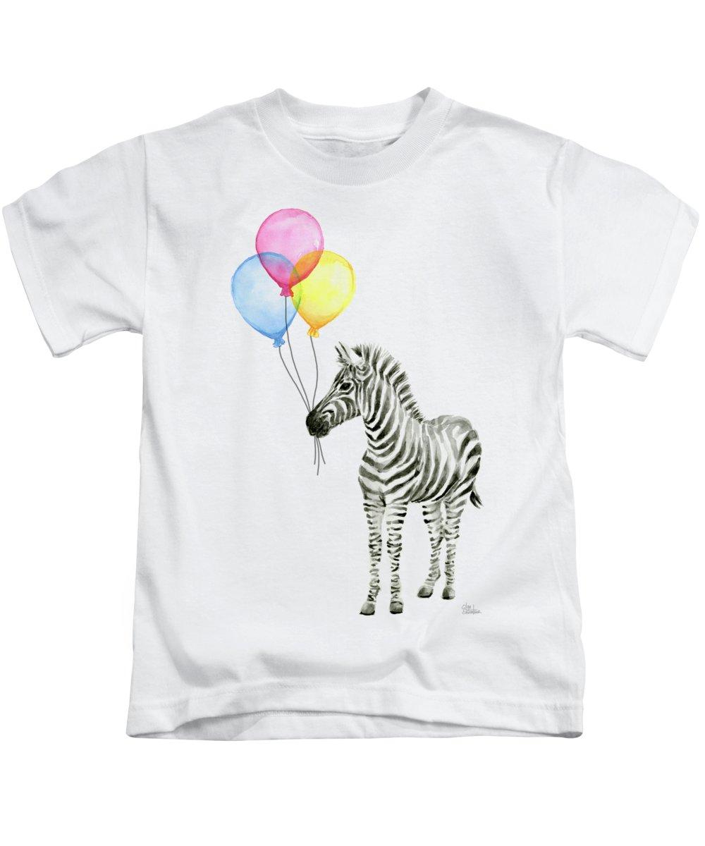 Happy Birthday Kids T Shirts