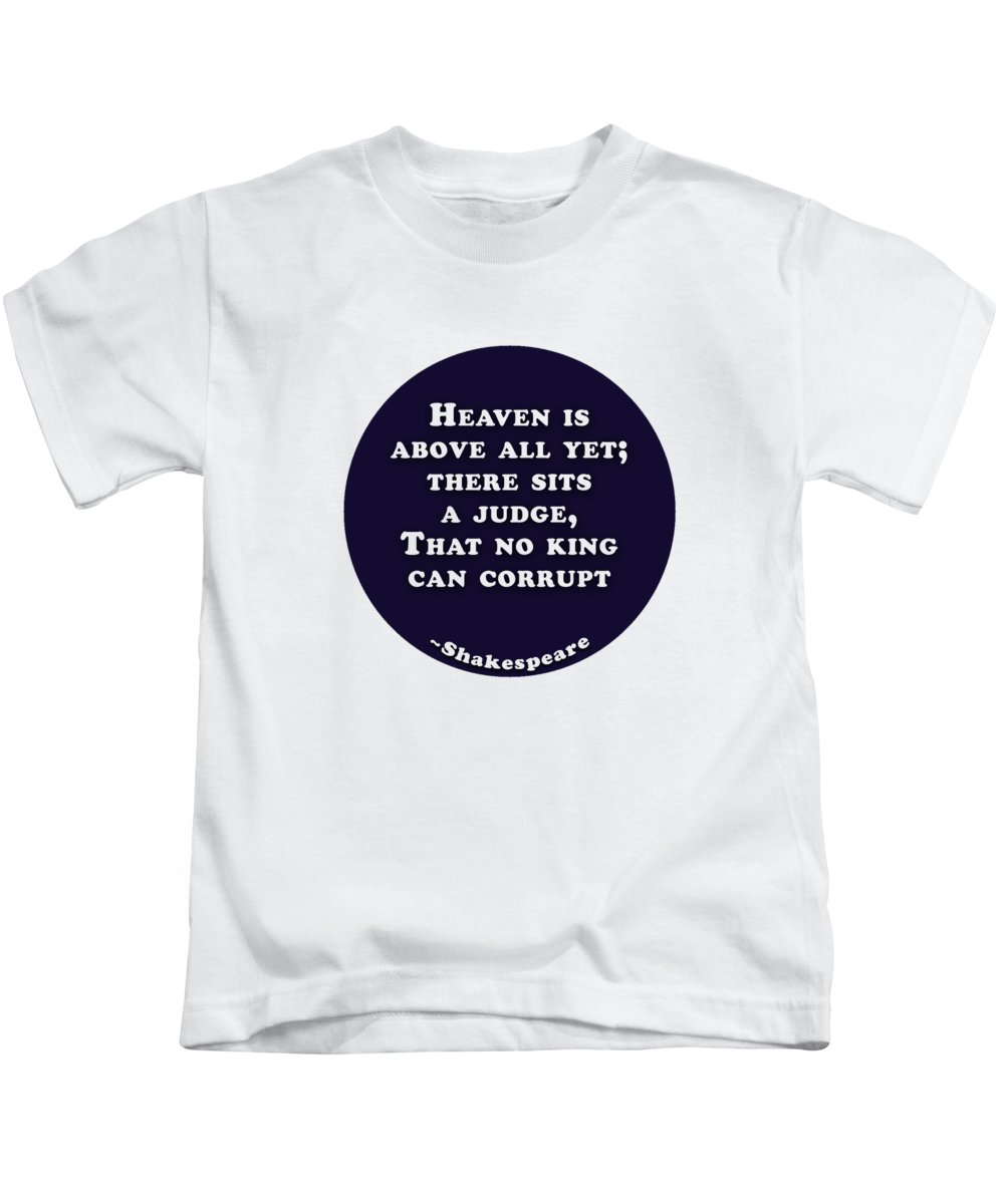 Above Kids T-Shirts