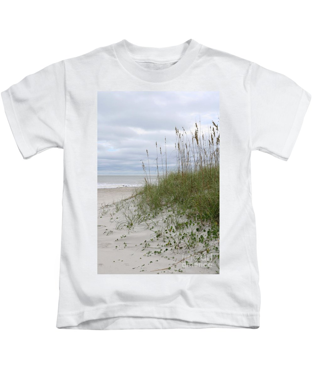Beach Kids T-Shirt featuring the photograph Perfect Beach Day by Carol Groenen